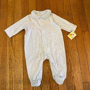 NWT INFANT BOYS ABSORBA Blue Giraffe 6 MONTHS